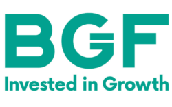 BGF Business Growth Fund - Invested in Growth Logo